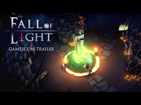 Fall of Light - Gamescom 2017 Trailer thumbnail