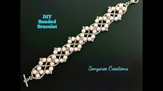 DIY Wedding Beaded Jewelry 💞