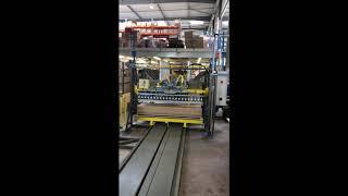 SPL-1 AUTOMATIC SANDWICH PANEL PRODUCTION LINE