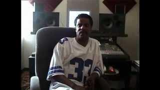 Charles Glenn aka King C and his OZONE Funk Band  'Back To The Funky Future'