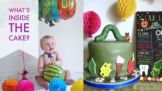 GULLIVER'S 1st Birthday: The Very Hungry Caterpillar