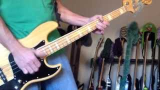 311 - Simple True - Bass Cover