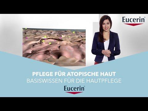 Neurodermitis: Basiswissen zur Hautpflege von Eucerin