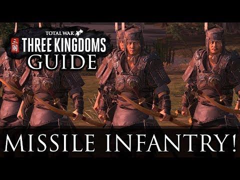 ALL MISSILE INFANTRY! - Total War: Three Kingdoms Beginner's Guide