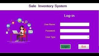 [Hindi] VB.Net Sale Inventory Mini Project Part- 01