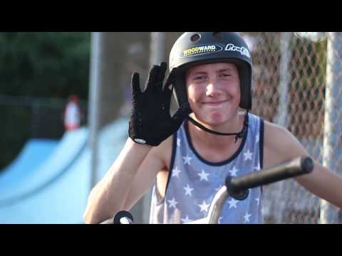 BMX - Paul Gingras at Foxboro Skatepark