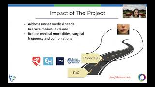 2021 CureAccelerator Live! for Pediatric Rare Diseases: Dr. Joyce Teng, Stanford University, Winner