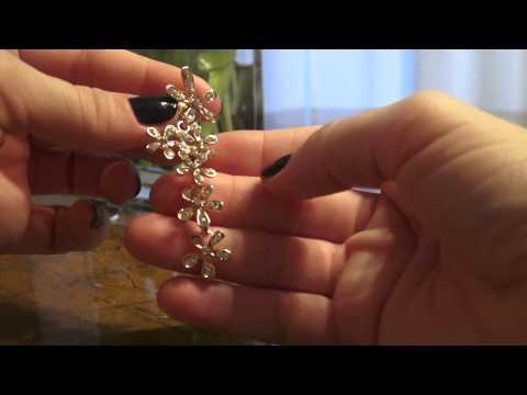 wedding earrings review