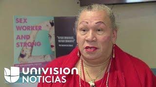 """""""Mi felicidad hoy no tiene precio"""": Inmigrante transgénero indultada por el gobernador de"""