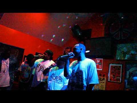 Liqua Sto Productionz-Shakedown Street Performance Pt 1