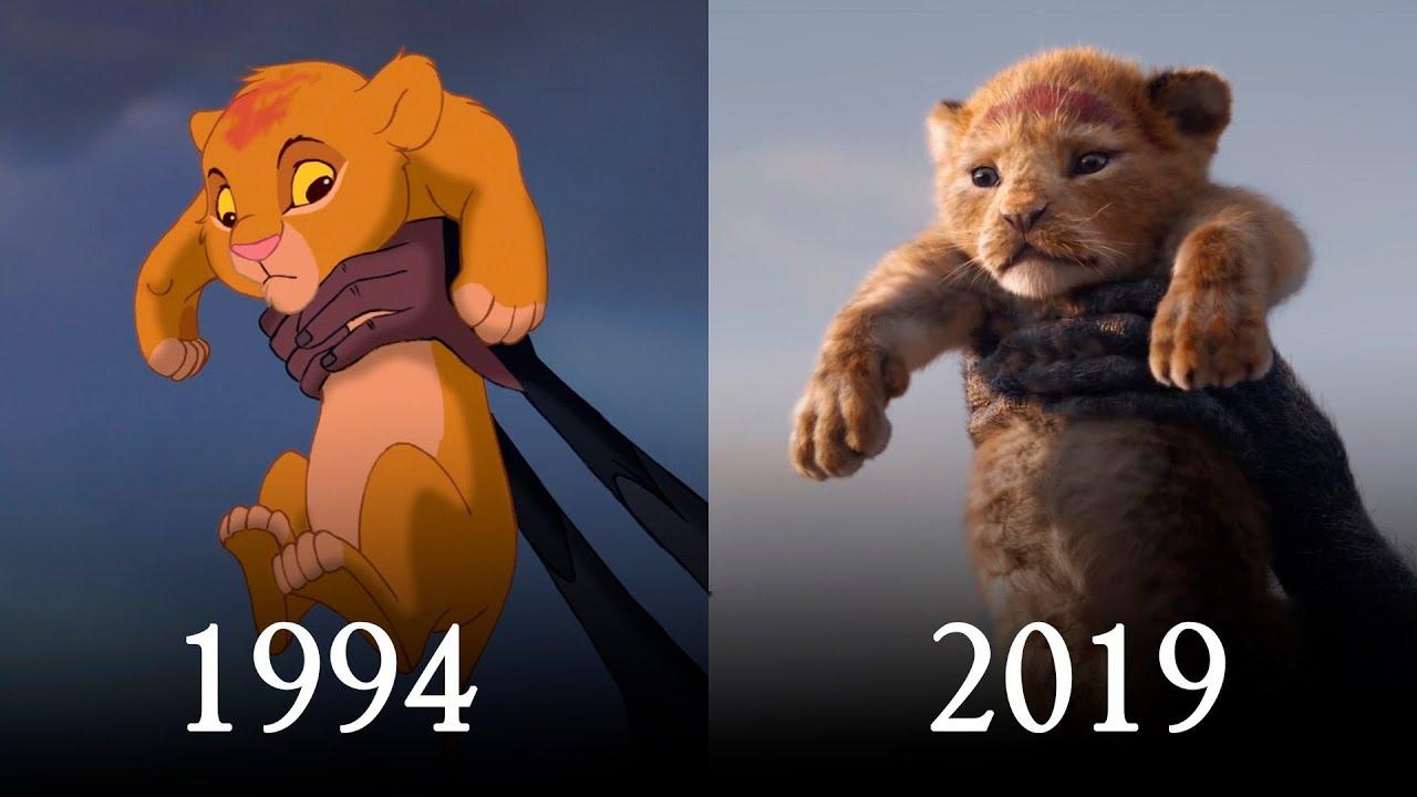 Resultado de imagen para rey leon real life