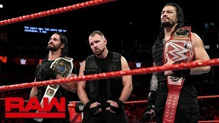 Dean Ambrose gets an unexpected offer: Raw, Sept. 24, 2018 - Video Youtube
