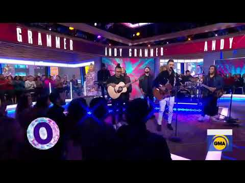 Andy Grammer - Best Of You (Live On GMA)
