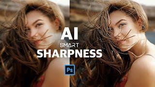 Fix MOTION BLUR IN JUST 1 MIN   Sharpen photo in Photoshop