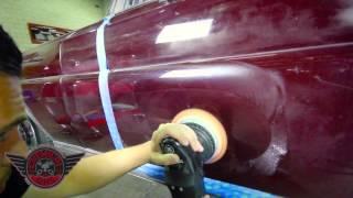Mercedes-Benz Paint Correction - Chemical Guys Polishing Rupes LHR15ES Polishing