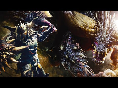 Gameplay au Val Putride de Monster Hunter World