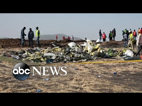 black boxes in ethiopian airlines crash to be sent overseas