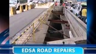 Saksi: Magallanes Interchange at Dario Bridge sa Edsa, kukumpunihin na