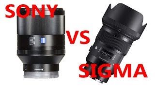 Review: Sigma 50mm f/1.4 DG Art Lens Sony E mount