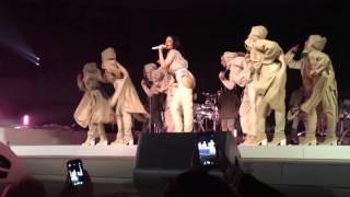 Rihanna: POSE Live In Jacksonville @ ANTI WORLD TOUR