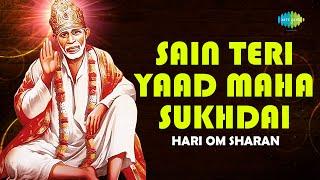 Sain Teri Yaad Maha Sukhdai   Lyrical   साईं   - YouTube
