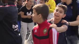 Feyenoord start bewegingsprogramma op Rotterdam-Zuid