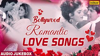Bollywood Romantic love songs | 90's Romantic Hindi Songs | JUKEBOX