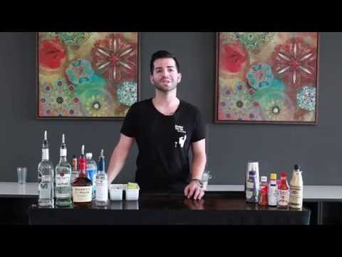 How To Become A Bartender - Bartending School - Part 3 - YouTube