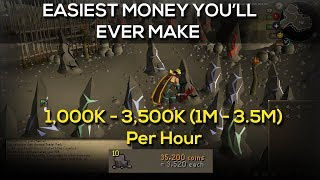 OSRS | Money Making Guide (Currently 3M - 4M Per Hour!) Mining!?