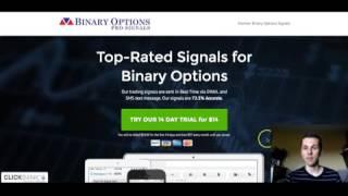 Binary Pro SIgnal