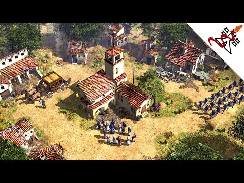 Age of Empires 3 - Gameplay (PC HD)