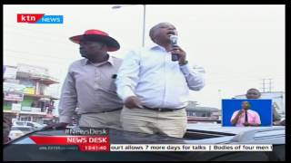 Ole Kores says he is confident that he is going to un-sit the current governor of Kajiado County