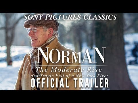 Norman: The Moderate Rise and Tragic Fall of a New York Fixer (Trailer 2)