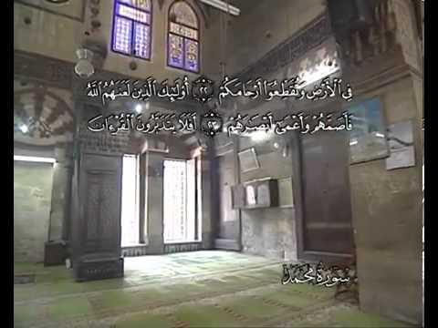 Sura Mohammed<br>(Mohammed) - Scheich / Mustafa Ismail -
