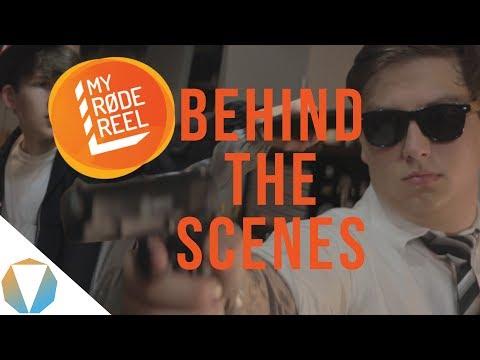 Shot in the Dark   MY RØDE REEL 2017 BTS