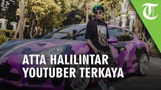 Atta Halilintar Masuk Daftar YouTuber Terkaya Dunia