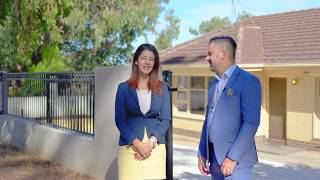 21 Demeter Avenue, Athelstone with Bahareh & Laurie Berlingeri - 21 Demeter Ave Athelstone - Adelaide Real Estate Agent