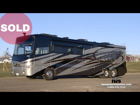 2011 Tiffin Allegro 43QGP Bus