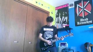 Descendents-Ace (Guitar Cover)