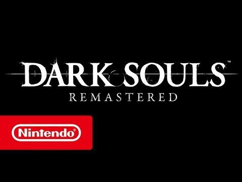 Dark Souls Remastered - Announcement Trailer (Nintendo Switch)