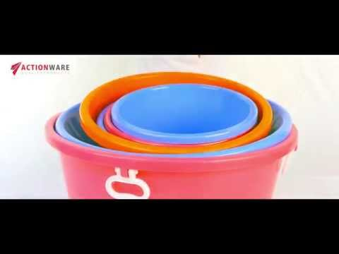 16Ltr Unbreakable Plastic Tub