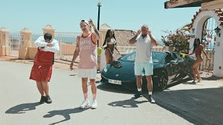 Kadr z teledysku Puerto Bounce tekst piosenki Żabson, Kizo, Zetha, Vladimir Cauchemar