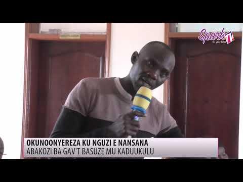 Abakozi ba gavumenti e Nansana bakwatiddwa lwa buli bwanguzi