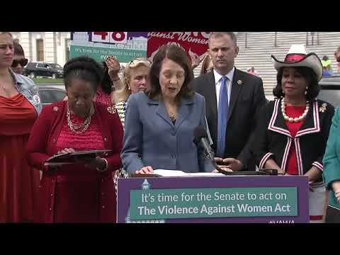 Cantwell%20Calls%20for%20a%20Senate%20Vote%20on%20Violence%20Against%20Women%20Act