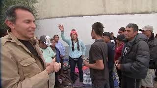 Inside the migrant caravan camp in Tijuana, Mexico