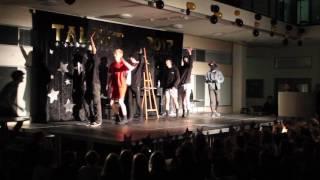 Dr's pigekor - Grønvangskolen talentshow