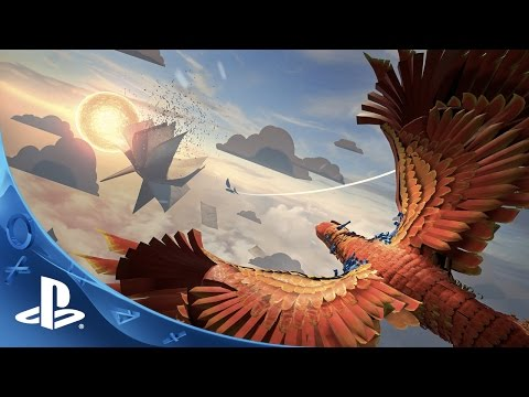 How We Soar – Reveal Trailer | PlayStation VR thumbnail