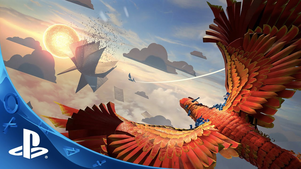 How We Soar Swoops onto PlayStation VR in Q4 2016