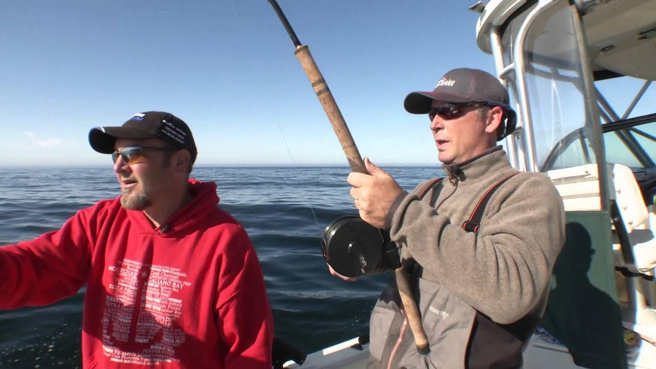 Nootka Sound Inshore Tyees - Westcoast Sporting Journal 2014
