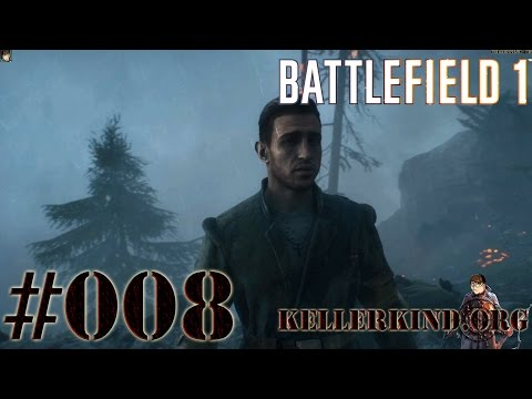 Battlefield 1 #008 - Bruderliebe ★ EmKa plays Battlefield 1 [HD|60FPS]